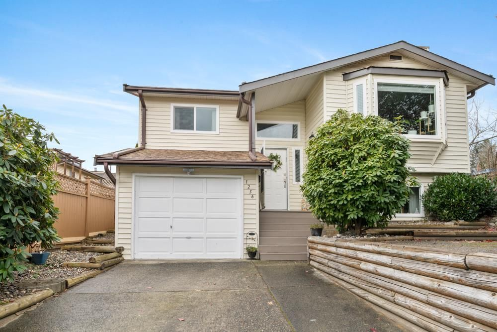 Main Photo: 1256 NESTOR Street in Coquitlam: New Horizons House for sale : MLS®# R2560896