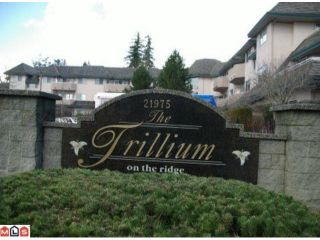 Photo 2: 308 21975 49TH Avenue in Langley: Murrayville Condo for sale : MLS®# F1104779
