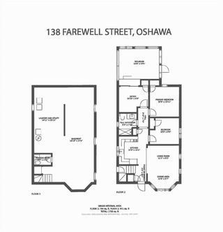 Photo 19: 138 Farewell Street in Oshawa: Donevan House (Bungalow) for sale : MLS®# E5328643