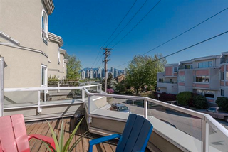 Photo 2: 1210 West 7th in Vancouver: Fairview VW Townhouse for sale (Vancouver West)  : MLS®# R2061226