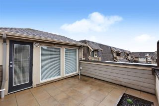 """Photo 24: 234 2108 ROWLAND Street in Port Coquitlam: Central Pt Coquitlam Townhouse for sale in """"AVIVA"""" : MLS®# R2523956"""