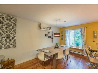 """Photo 8: 1 9900 VALLEY Drive in Squamish: Valleycliffe Townhouse for sale in """"LINCON GARDENS"""" : MLS®# V1141731"""