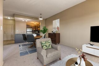 Photo 2: 3503 5605 Henwood Street SW in Calgary: Garrison Green Apartment for sale : MLS®# A1070767
