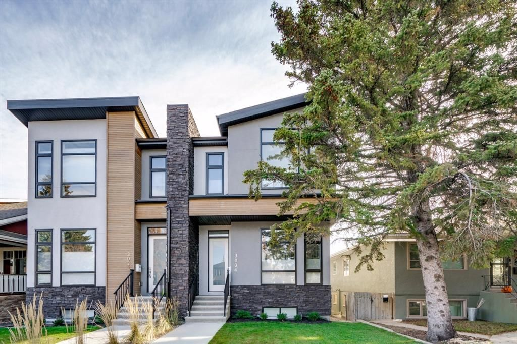 Main Photo: 3034 34 Street SW in Calgary: Killarney/Glengarry Residential for sale : MLS®# A1056545