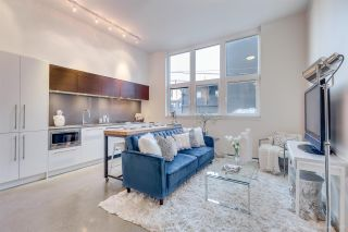 """Photo 5: 205 150 E CORDOVA Street in Vancouver: Downtown VE Condo for sale in """"INGASTOWN"""" (Vancouver East)  : MLS®# R2242692"""