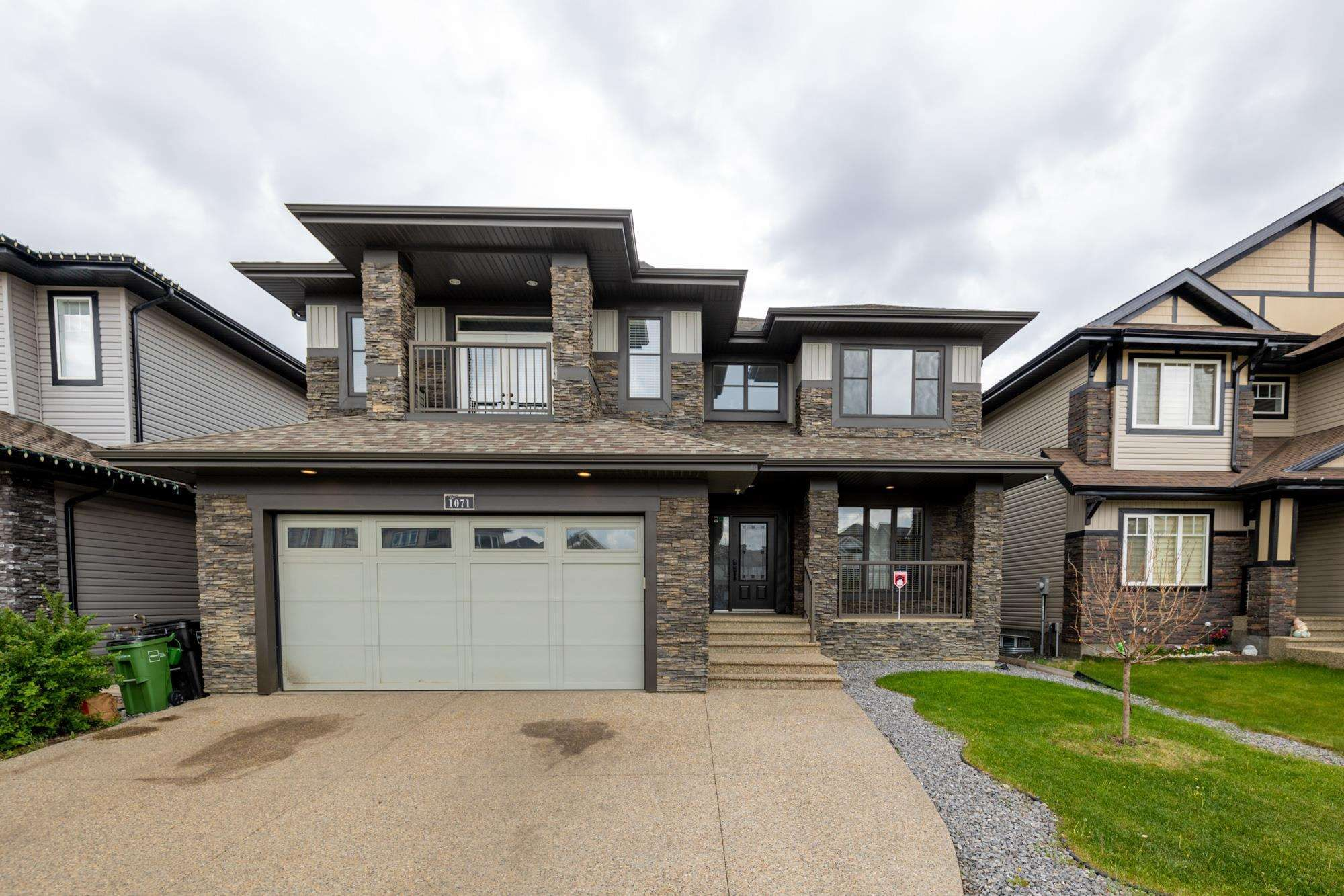 Main Photo: 1071 CONNELLY Way SW in Edmonton: Zone 55 House for sale : MLS®# E4248685