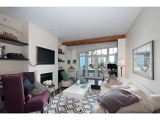 "Photo 1: 408 1275 HAMILTON Street in Vancouver: Yaletown Condo for sale in ""Alda"" (Vancouver West)  : MLS®# V1130655"