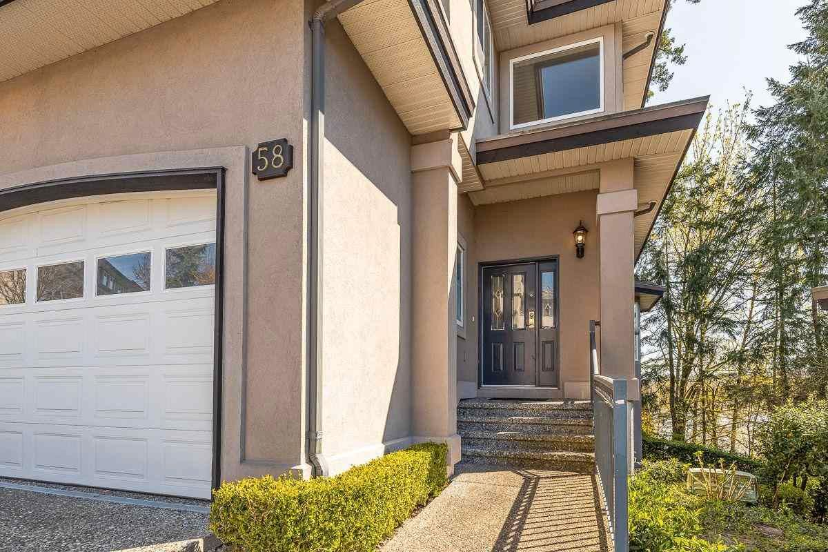 """Photo 3: Photos: 58 678 CITADEL Drive in Port Coquitlam: Citadel PQ Townhouse for sale in """"CITADEL POINT"""" : MLS®# R2586804"""