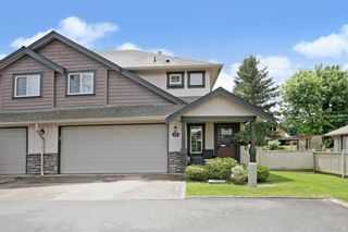"""Main Photo: 25 6450 BLACKWOOD Lane in Chilliwack: Sardis West Vedder Rd Townhouse for sale in """"THE MAPLES"""" (Sardis)  : MLS®# R2581381"""