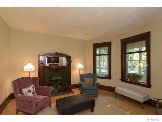 Photo 4: 139 Home Street in WINNIPEG: West End / Wolseley Residential for sale (West Winnipeg)  : MLS®# 1517545