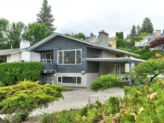 Photo 1: 293 MONMOUTH DRIVE in Kamloops: Sahali House for sale : MLS®# 162447