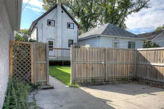 Photo 17: 409 Arnold Avenue in Winnipeg: Lord Roberts Residential for sale (1Aw)  : MLS®# 202122590