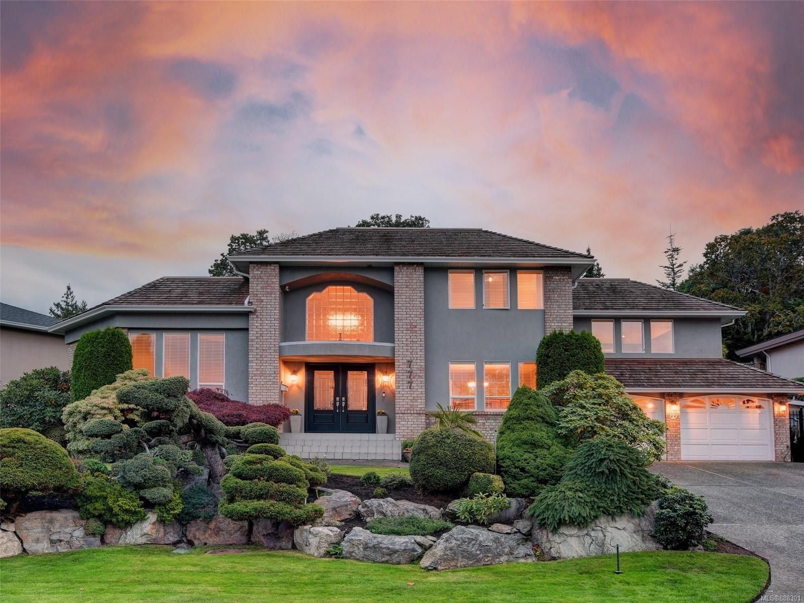 Main Photo: 777 Wesley Crt in : SE Cordova Bay House for sale (Saanich East)  : MLS®# 888301