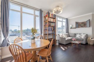 """Photo 2: 412 2055 YUKON Street in Vancouver: False Creek Condo for sale in """"Montreux"""" (Vancouver West)  : MLS®# R2588587"""