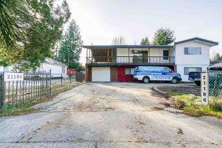 Photo 1: 21184 DEWDNEY TRUNK Road in Maple Ridge: Southwest Maple Ridge House for sale : MLS®# R2541732