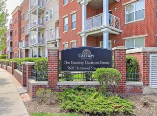 Photo 15: 1301 5605 Henwood Street SW in Calgary: Garrison Green Apartment for sale : MLS®# A1112799