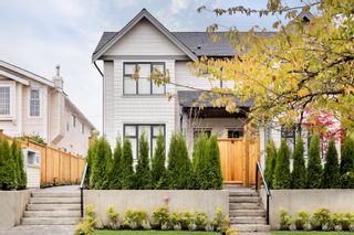 """Main Photo: 3227 ST. CATHERINES Street in Vancouver: Fraser VE Townhouse for sale in """"Copperfield Residence"""" (Vancouver East)  : MLS®# R2627030"""