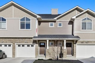 Main Photo: 612 Skyview Ranch Grove NE in Calgary: Skyview Ranch Row/Townhouse for sale : MLS®# A1101427