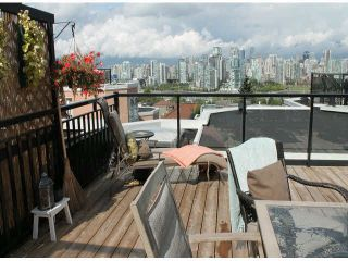 "Photo 4: 403 1040 W 8TH Avenue in Vancouver: Fairview VW Condo for sale in ""THE MAXMILLIAN"" (Vancouver West)  : MLS®# V1081621"
