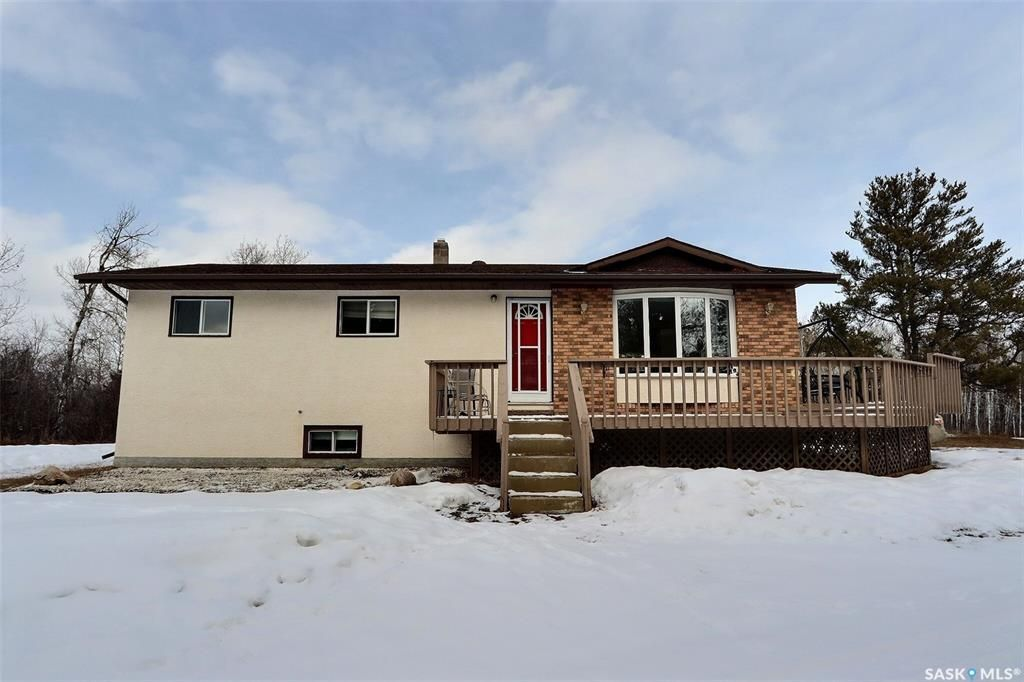 Main Photo: Pine Road Acreage in Duck Lake: Residential for sale (Duck Lake Rm No. 463)  : MLS®# SK847021
