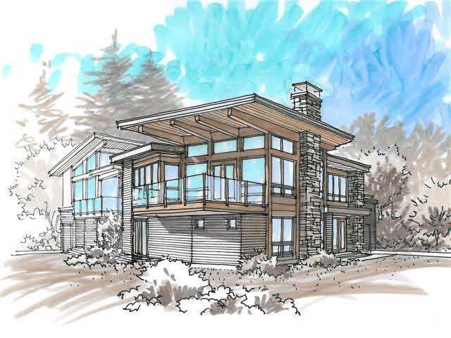 Main Photo: 1305 MORRIS Crescent in Tsawwassen: Beach Grove Land for sale : MLS®# V1075022
