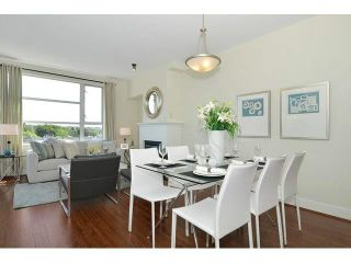 Photo 4: 613 2655 CRANBERRY DRIVE in Vancouver: Kitsilano Condo for sale (Vancouver West)  : MLS®# V1140165