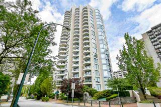 Photo 1: 1804 739 PRINCESS Street in New Westminster: Uptown NW Condo for sale : MLS®# R2555258