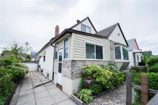 Photo 1: 900 Burrows Avenue in Winnipeg: Single Family Detached for sale (4B)  : MLS®# 1831986
