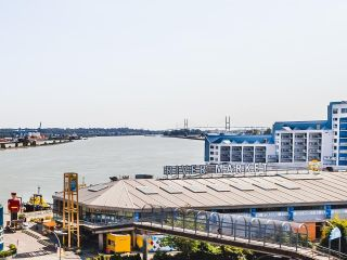 """Photo 15: 910 14 BEGBIE Street in New Westminster: Quay Condo for sale in """"INTERURBAN"""" : MLS®# R2605059"""