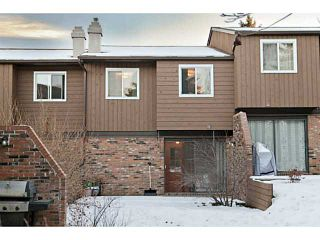 Photo 17: 20 287 SOUTHAMPTON Drive SW in CALGARY: Southwood Townhouse for sale (Calgary)  : MLS®# C3592559