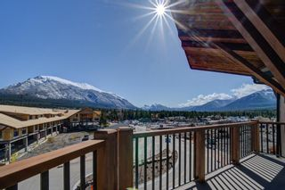 Photo 25: 410 1105 Spring Creek Drive: Canmore Apartment for sale : MLS®# A1116149