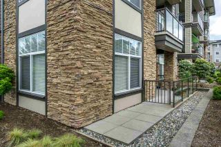 """Photo 20: 110 33338 MAYFAIR Avenue in Abbotsford: Central Abbotsford Condo for sale in """"The Sterling"""" : MLS®# R2172871"""