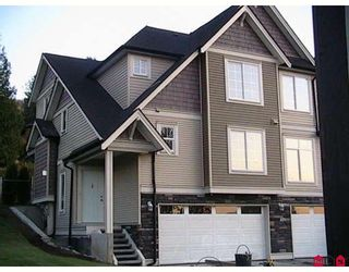 """Photo 1: 1 46832 HUDSON Road in Sardis: Promontory Townhouse for sale in """"CORNERSTONE HAVEN"""" : MLS®# H2805630"""