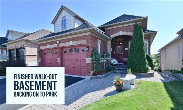 Main Photo: 193 Stonemanor Avenue in Whitby: Pringle Creek House (Bungalow) for sale : MLS®# E3970582