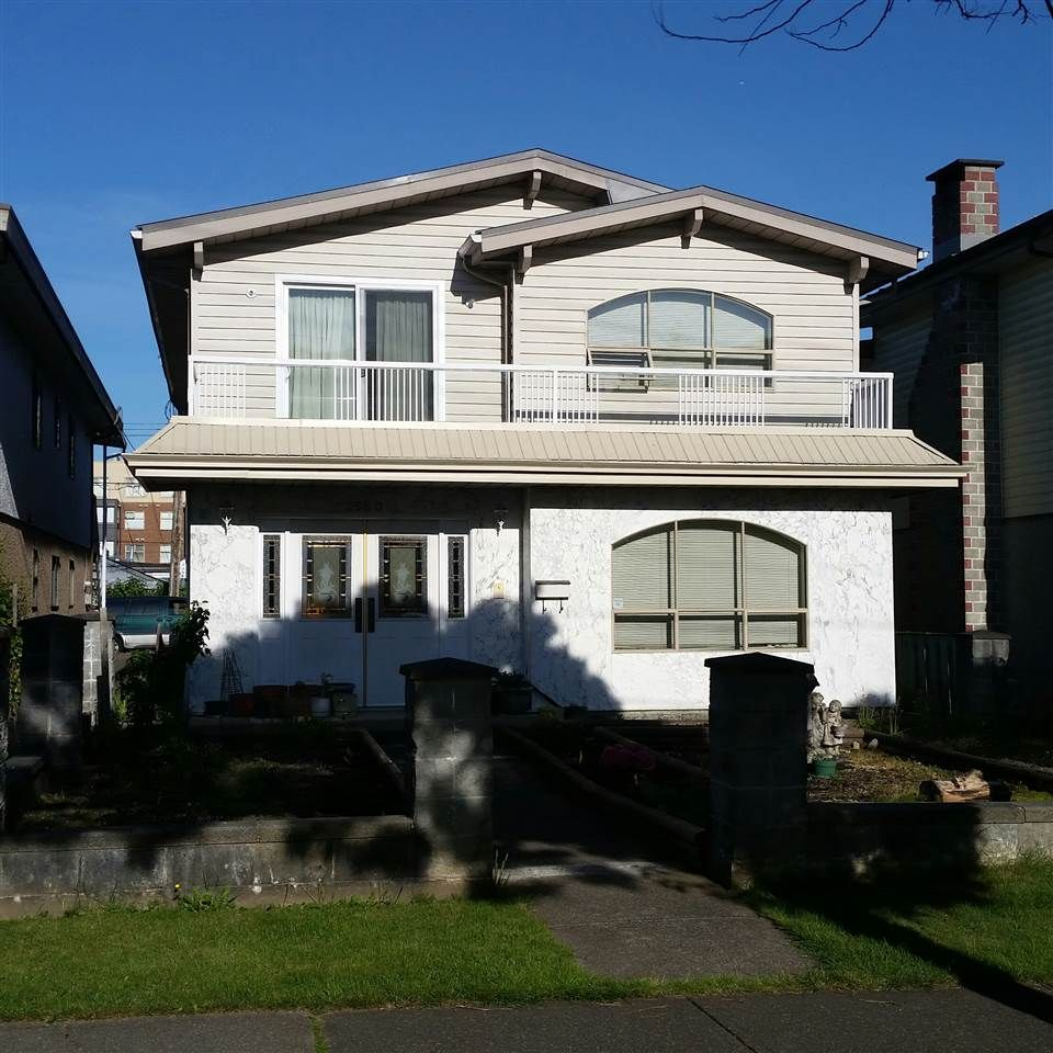 Main Photo: 2560 GARDEN Drive in Vancouver: Grandview VE House for sale (Vancouver East)  : MLS®# R2070709