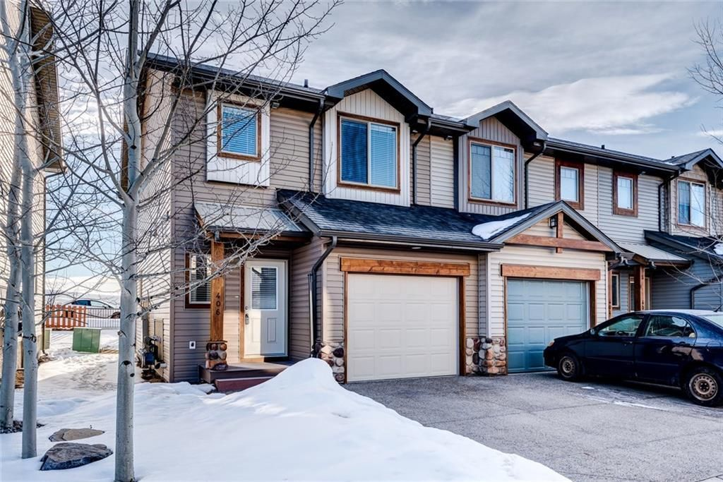 Main Photo: 406 413 RIVER Avenue: Cochrane House for sale : MLS®# C4173759