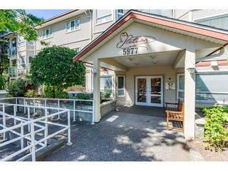 """Photo 3: 210 5977 177B Street in Surrey: Cloverdale BC Condo for sale in """"THE STETSON"""" (Cloverdale)  : MLS®# R2482496"""