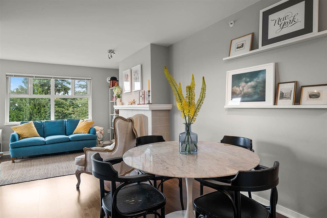 Main Photo: 401 3580 W 41ST Avenue in Vancouver: Southlands Condo for sale (Vancouver West)  : MLS®# R2484432