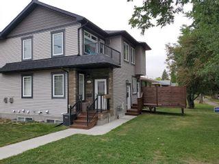 Photo 50: 7604 104 Avenue in Edmonton: Zone 19 House Half Duplex for sale : MLS®# E4261293