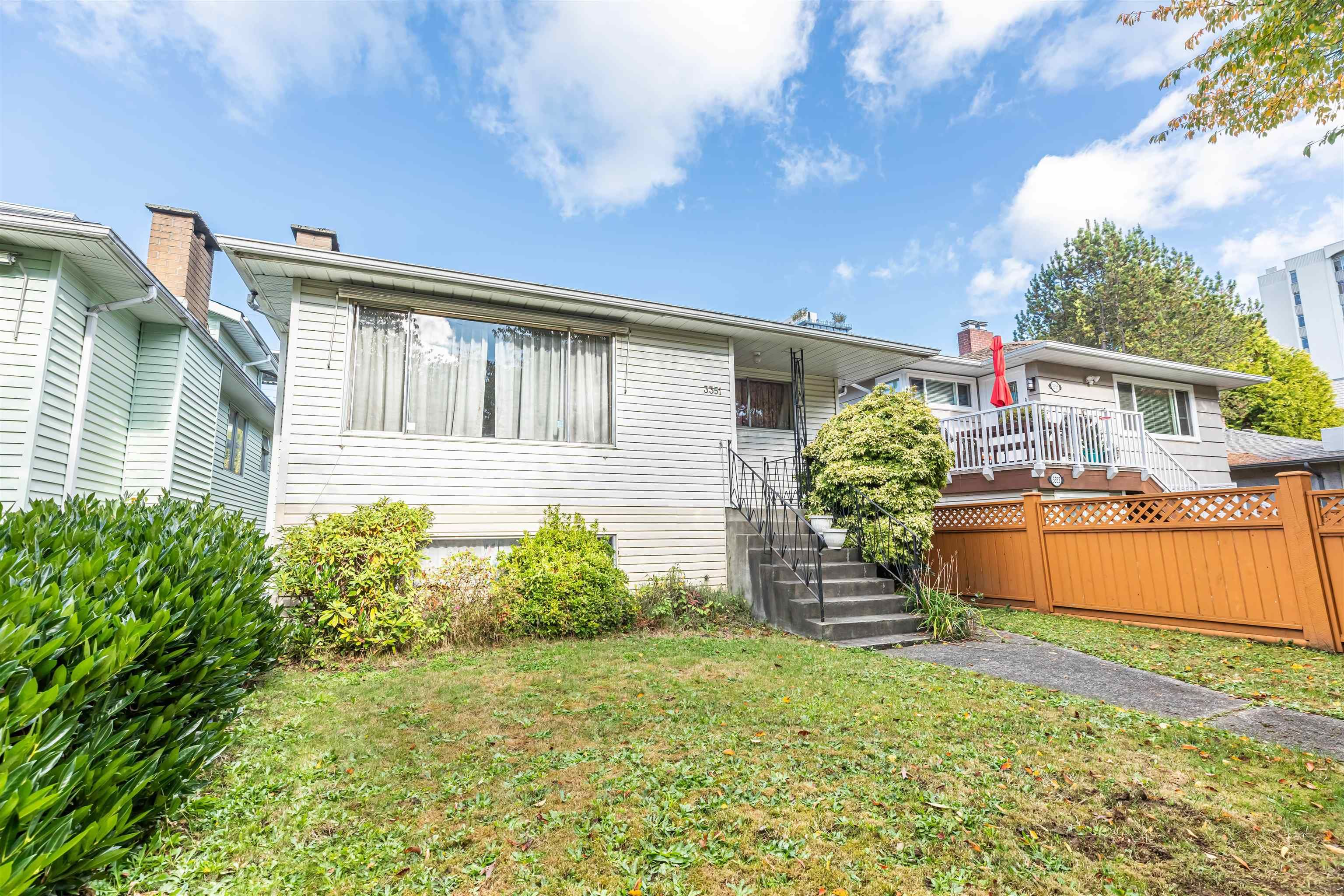 Main Photo: 3351 AUSTREY Avenue in Vancouver: Collingwood VE House for sale (Vancouver East)  : MLS®# R2624479