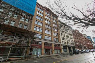 """Photo 20: 506 518 BEATTY Street in Vancouver: Downtown VW Condo for sale in """"Studio 518"""" (Vancouver West)  : MLS®# R2540044"""