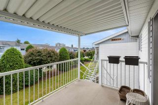 """Photo 35: 166 32691 GARIBALDI Drive in Abbotsford: Abbotsford West Townhouse for sale in """"Carriage Lane"""" : MLS®# R2590175"""