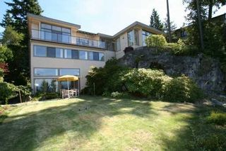 Photo 3: 4673 Woodburn Rd in West Vancouver: Cypress Park Estates House for sale : MLS®# V606882