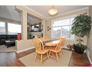 "Photo 4: 16408 60TH Avenue in Surrey: Cloverdale BC House for sale in ""BIRDSONGS"" (Cloverdale)  : MLS®# F2915229"