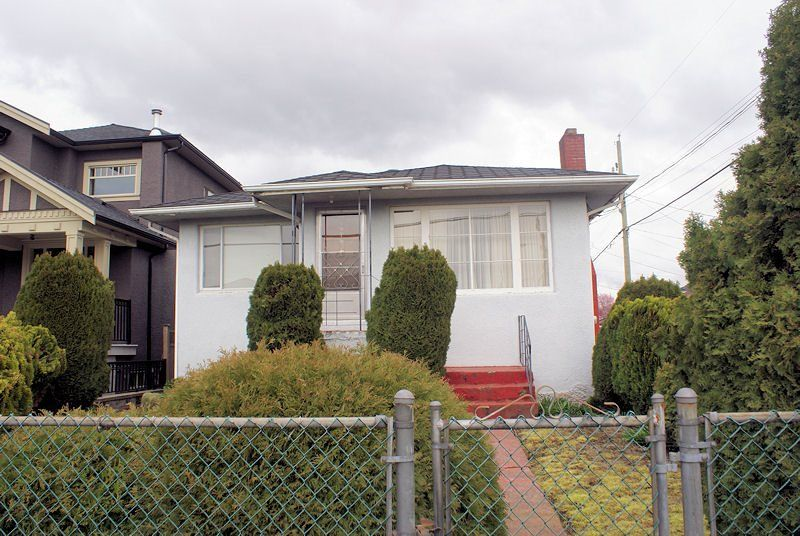 Main Photo: 6474 BRUCE Street in Vancouver: Killarney VE House for sale (Vancouver East)  : MLS®# R2043036