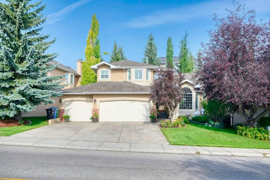 Main Photo: 2957 Signal Hill Drive SW in Calgary: Signal Hill Detached for sale : MLS®# A1143498