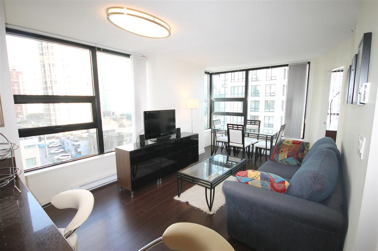 Main Photo: 806 928 HOMER STREET in : Yaletown Condo for sale (Vancouver West)  : MLS®# R2040407