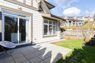 Photo 16: 52 3400 DEVONSHIRE AVENUE in Coquitlam: Burke Mountain Townhouse for sale : MLS®# R2246471