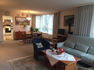 """Photo 8: 701 6152 KATHLEEN Avenue in Burnaby: Metrotown Condo for sale in """"EMBASSY"""" (Burnaby South)  : MLS®# R2318855"""
