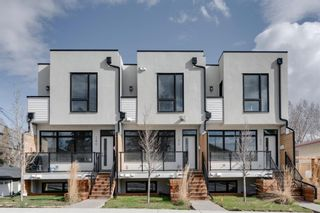 Main Photo: 104 1616 24th Ave NW in Calgary: Capitol Hill Row/Townhouse for sale : MLS®# A1104099